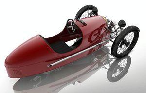 2642 de euro pentru o masinuta cu pedale