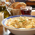Paste cu nuca si gorgonzola