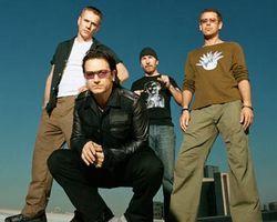 "U2 prezinta single-ul ""Get On Your Boots"" la Premiile BRIT 2009"