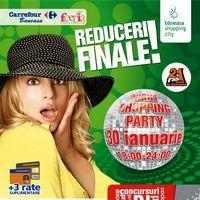 Pentru a treia oara, Night Shopping Party, la Baneasa Shopping City!