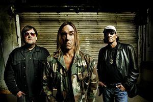Iggy & The Stooges isi anuleaza turneul