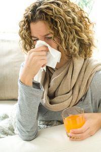 Gripa afecteaza capacitatea de a sofa