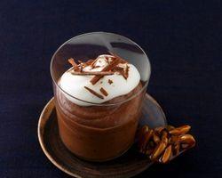 Spuma de ciocolata cu aroma de vanilie