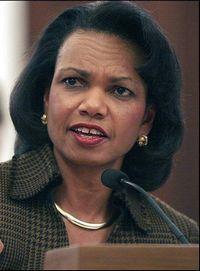 Condoleezza Rice isi publica memoriile