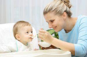 Alimentatia diversificata a bebelusului
