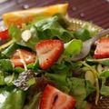 Salata de fructe si spanac