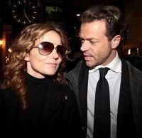 Geri Halliwell a rupt logodna cu miliardarul italian