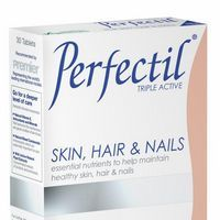 Perfectil, supliment nutritiv pentru par, unghii si piele