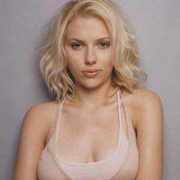 Scarlett Johansson, o femeie usoara?