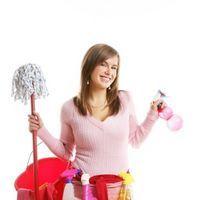 10 reguli pentru o curatenie desavarsita