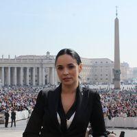 Andreea Marin Banica, de la ONU la Papa Benedict