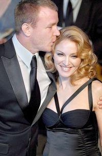 Guy Ritchie, alaturi de Madonna