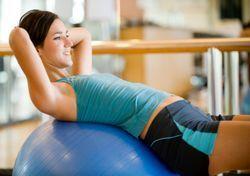 Exercitii pentru un abdomen perfect!