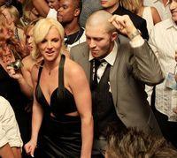 Britney Spears, indragostita de un dansator