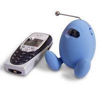 Oul cu care telefonul tau mobil se va imprieteni: Tele-Egg