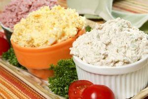 Salata de ou si muraturi