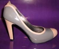 Pantofi Vicina din piele lacuita