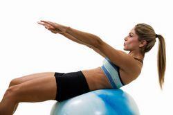 Exercitii pilates pentru un corp perfect!