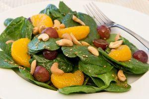 Salata de vara cu mandarine