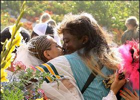 Heidi Klum si Seal si-au reinnoit juramintele