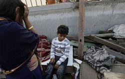 Baietelul din Slumdog Millionaire a ajuns pe strazi