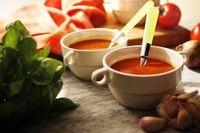 Supa de rosii naturala