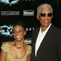 Morgan Freeman a avut o relatie cu nepoata vitrega