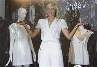 Rochie inteligenta prezentata de Maria Sharapova