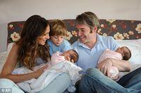 Sarah Jessica Parker isi arata pentru prima data gemenele