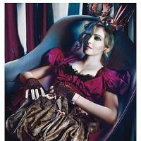 Madonna este imaginea Louis Vuitton in 2009