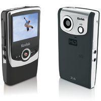 """Kodak Zi6, camera video HD """"de buzunar"""""""