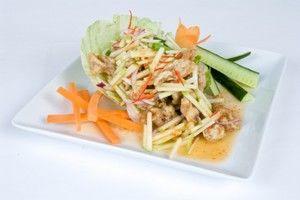 Salata de cruditati in stil asiatic