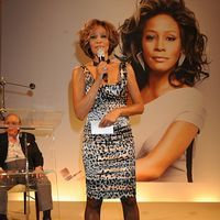 Whitney Houston, revenire triumfatoare pe scena