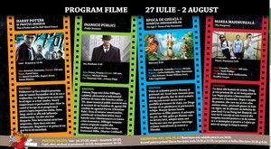 Patru filme de exceptie la Baneasa Drive in Cinema