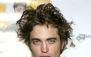 Robert Pattinson, cel mai sexi barbat