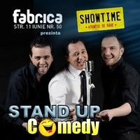 Stand up comedy si proiectii
