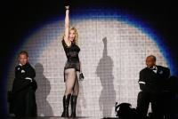 La Sofia, Madonna n-a mai aparat tiganii