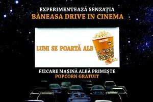 Trei filme vor rula saptamana viitoare la Baneasa Drive In Cinema