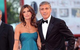 George Clooney si-a scos in lume noua iubita