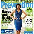 """Michelle Obama: """"La 45 de ani, ma simt in cea mai buna forma"""""""