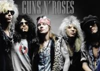 Trupa Guns N' Roses este acuzata de plagiat