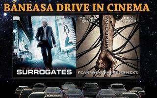 Program Baneasa Drive In Cinema 19-25 octombrie