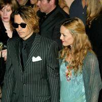 Kate Moss isi petrece Craciunul impreuna cu Johnny Depp