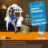 Primul mall din Bucuresti aniverseaza 10 ani