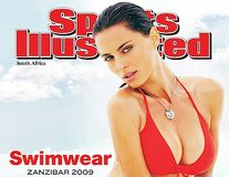Catrinel Menghia - Cover Girl in Sports Illustrated Swimwear Edition 2009