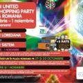 """""""Night shopping party"""" are loc la Plaza Romania"""