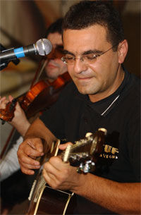 Mihai Margineanu lanseaza albumul