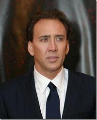Nicolas Cage, indurerat de moartea tatalui sau