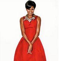 Michelle Obama, coperta Glamour