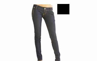 Jeans dama de la Escape Star Denim